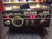 Spoken Type 250 - Kurzwellenverstärker Nachbrenner