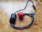 Adapter Lenkradfernbedienung für Autoradios von