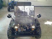 XTC Jeep Willys Kinderauto 150ccm