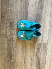 Verkaufe neuwertige Schuhe von superfit
