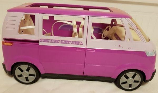 Barbie VW Micro Bus sehr