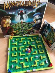 Lego Minotaurus Spiel ab 7