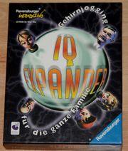 CD-ROM - IQ-Expander- PC-Spiel - Gehirn-Jogging - ab