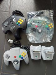 Nintendo N64 Controller Zubehör