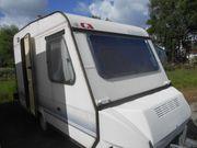 Wohnwagen Adria 06 1989 TÜV