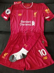 Liverpool Trikot Set Kinder MANÉ
