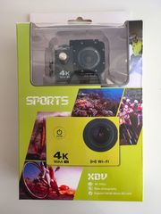 4K Sports Action-Kamera 16 Megapixel