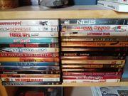 300 DVD verschiedene Filme und