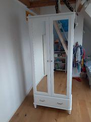 IkeaKleiderschrank Tyssedal mit Spiegeltüren