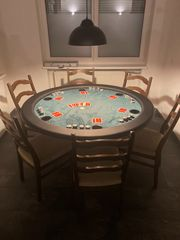 Pokertisch self made