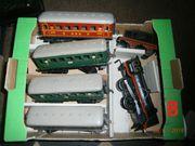Eisenbahnen Spur 0 verschiedene Hersteller