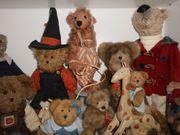 Teddybärensammlung zu verkaufen