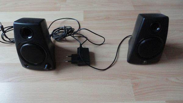 Logitech Z130 PC- Notebook- Aktivlautsprecher