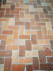25 m² Fuß Boden Platten