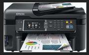 Epson WF-3620DWF Multifunktions Drucker Printer