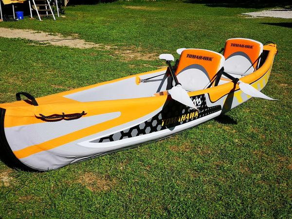 Paddel- Schlauchboot Tomahawk Aqua Marine
