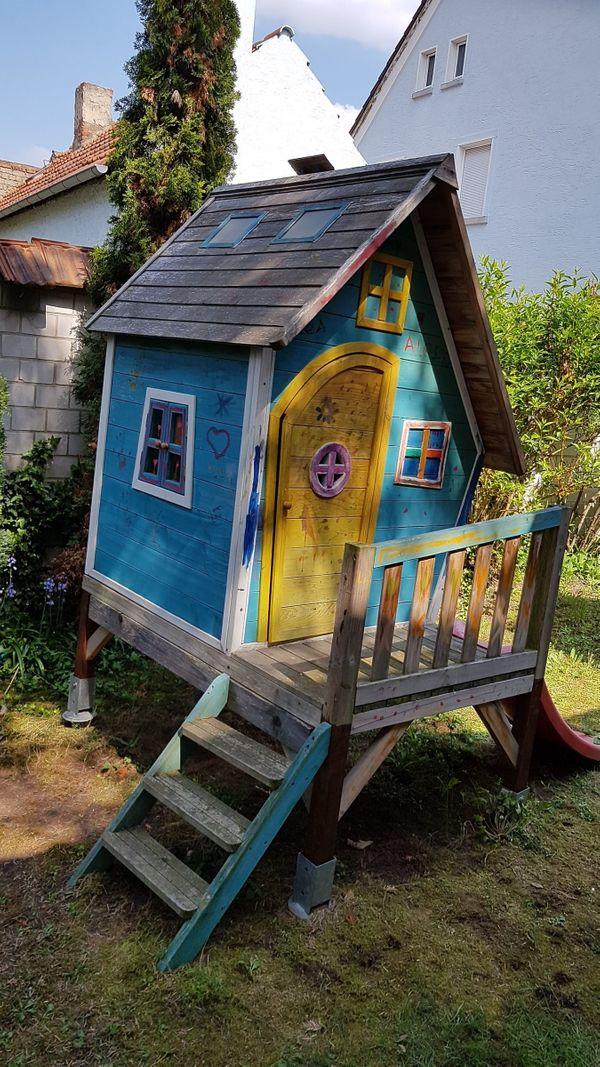 Kinderspielhaus Hexenhaus In Hanau Sonstiges Für Den Garten