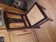 Verkaufe 6 alte Stühle