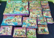 14 Teilige Lego Friends Sammlung