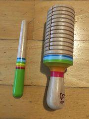 Holzspielzeug Instrument