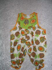 Babyanzug Sommeranzug Babygeschenk bunte Früchte