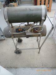 Heizkanone SirokkoTyp 24V 230V