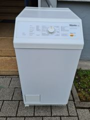 Toplader Miele SOFTTRONIC W 257