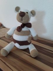 Häkel Teddybär