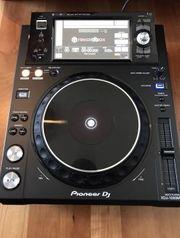 Pioneer XDJ-1000 MK2 - Rekordbox DJ-Player