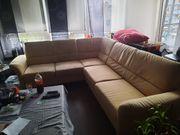 Schöne Couchgarnitur