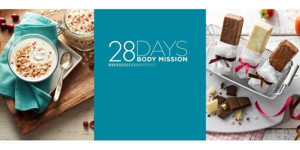 Abnehmen mit System - www Mission-Body