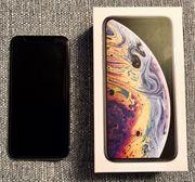 Iphone XS 64 GB silber