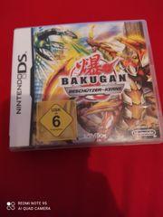 Nintendo ds spiel bakugan beschützer