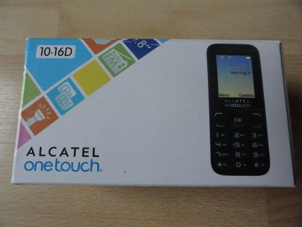 Nagelneues Handy Alcatel one touch