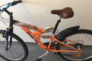 Fahrrad zu verkaufen