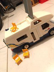 Playmobil Wohnmobil mit Kleinteile