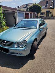 Mercedes-Benz CLK320 Coupe ELEGANCE Kraftstoff