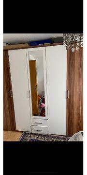 Garderobe 5 Türe