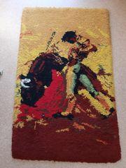 Teppiche - selbst geknüpft