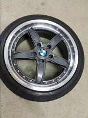 Felgen mit Reifen für BMW