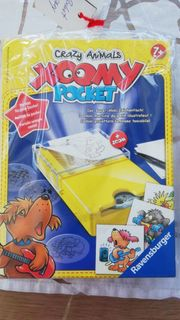 xoomy Pocket crazy animals