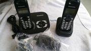Tragbares Festnetz Telefon Panasonic inkl
