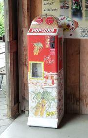 Vermietung Popkornautomat