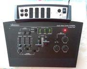 Mischpult Videobearbeitung Vivanco VCR 3024