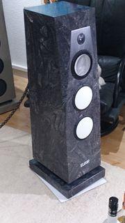 Premium Aktivlautsprecher ELIXIR-Loudspeakers Modell Parzival