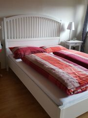 Gebrauchtes Bett zu verkaufen