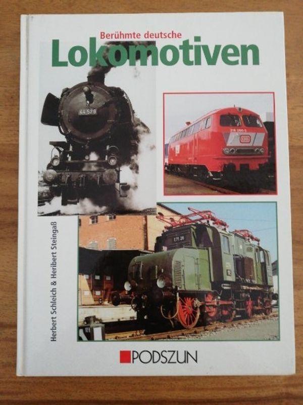 Lokomotiven - Mannheim Seckenheim - Berühmte deutsche Lokomotiven, 125 Seiten - Mannheim Seckenheim