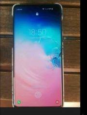 Samsung Galaxy S10 Top