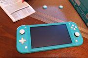 Nintendo Switch Lite Wie neu
