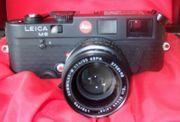 Leica M6 mit 1 4